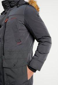 Q/S designed by - Parka - black/grey - 5