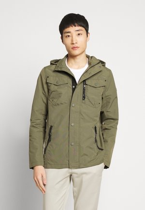 Summer jacket - green