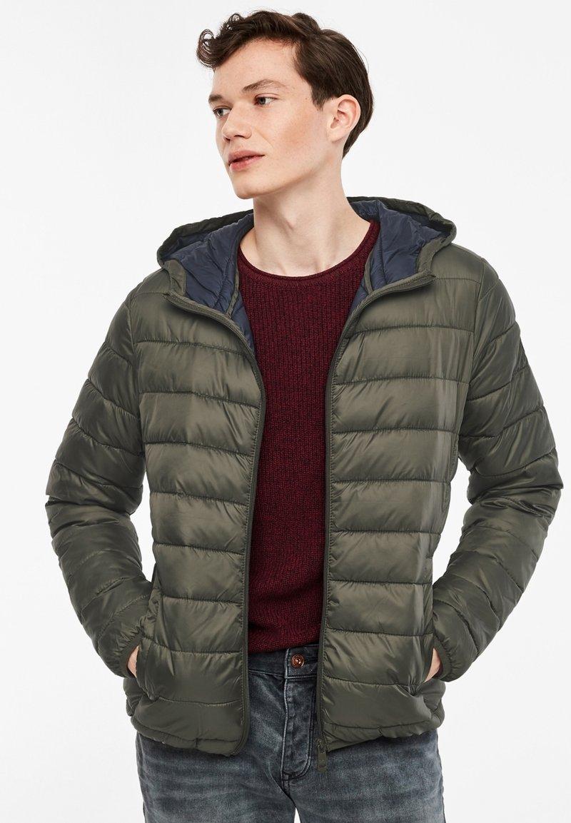 Q/S designed by - Light jacket - olive