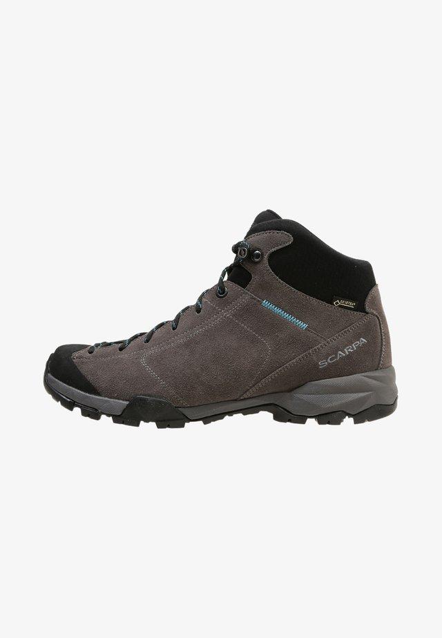 MOJITO HIKE GTX - Hiking shoes - titanium
