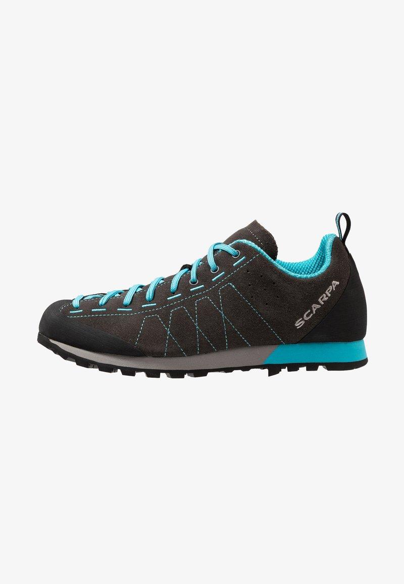 Scarpa - HIGHBALL   - Zapatillas de senderismo - shark/atoll