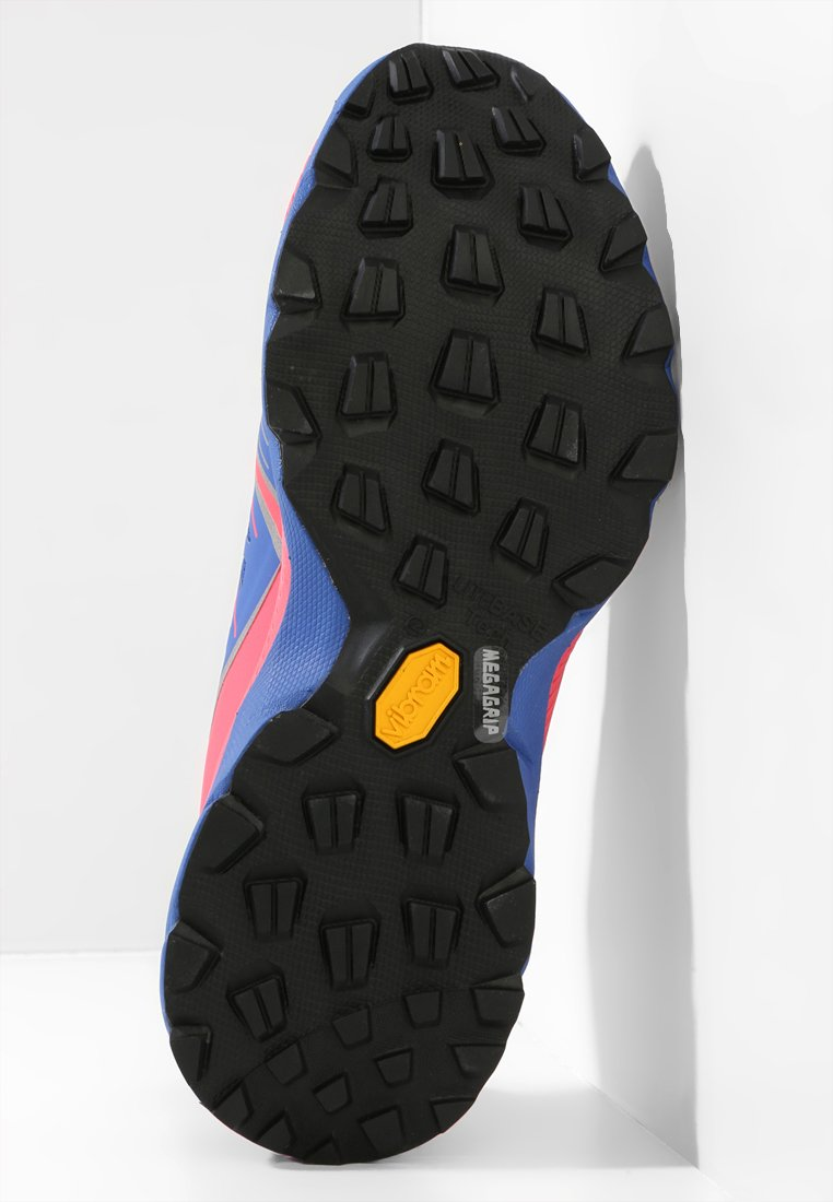 Scarpa SPIN RS 8 - Obuwie do biegania Szlak - dazzling blue/punch fluo