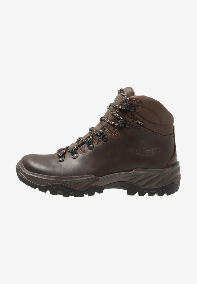 TERRA GTX - Obuwie hikingowe - brown