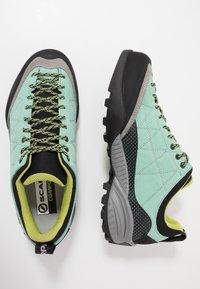 Scarpa - ZEN PRO - Hiking shoes - reef water/light green - 1