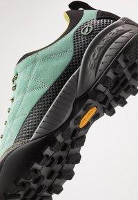 Scarpa - ZEN PRO - Hiking shoes - reef water/light green - 5