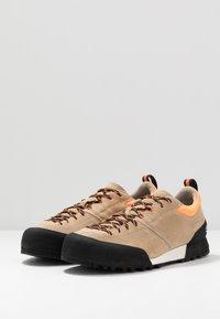 Scarpa - KALIPÈ - Hiking shoes - beige/orange fluo - 2