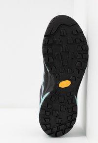 Scarpa - MESCALITO - Hiking shoes - gray/aqua - 4