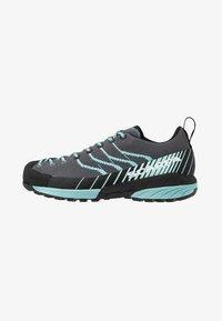 Scarpa - MESCALITO - Hiking shoes - gray/aqua - 0
