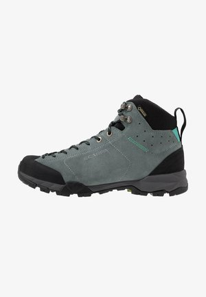 MOJITO HIKE GTX - Hiking shoes - conifer/maldive