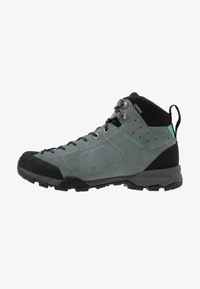 MOJITO HIKE GTX - Hikingschuh - conifer/maldive