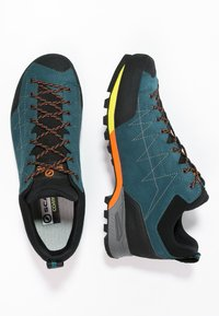 Scarpa - ZODIAC - Hiking shoes - lake blue