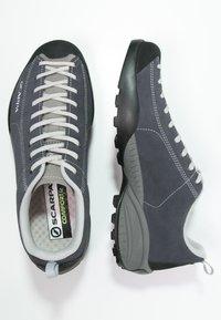 Scarpa - MOJITO - Climbing shoes - iron gray - 1