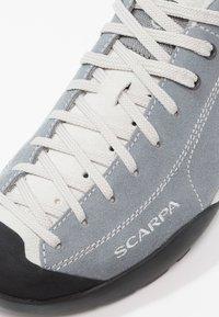 Scarpa - MOJITO - Climbing shoes - metal gray - 5
