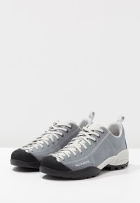 Scarpa - MOJITO - Climbing shoes - metal gray - 2