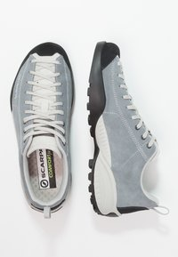 Scarpa - MOJITO - Climbing shoes - metal gray - 1
