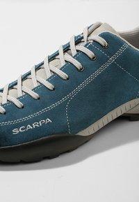 Scarpa - MOJITO - Outdoorschoenen - lakeblue - 5