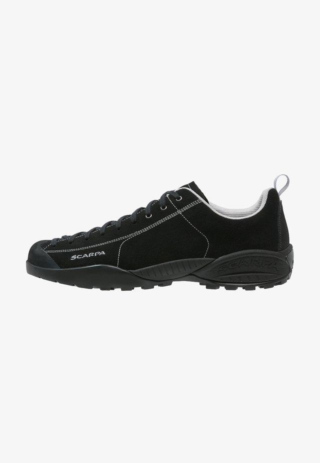 MOJITO UNISEX - Climbing shoes - black