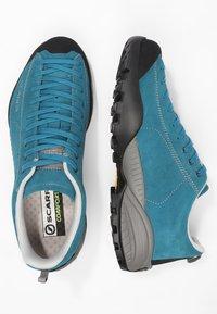 Scarpa - MOJITO GTX - Climbing shoes - atlantic blue - 1