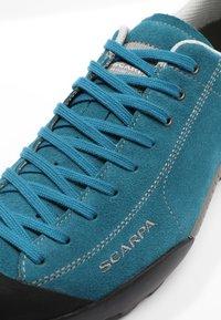 Scarpa - MOJITO GTX - Climbing shoes - atlantic blue - 5