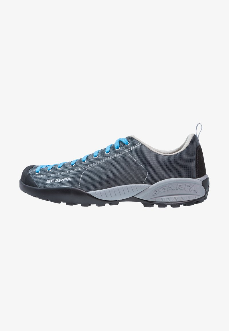 Scarpa - MOJITO FRESH - Hiking shoes - gray/azure