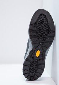 Scarpa - MOJITO FRESH - Hiking shoes - gray/azure - 4