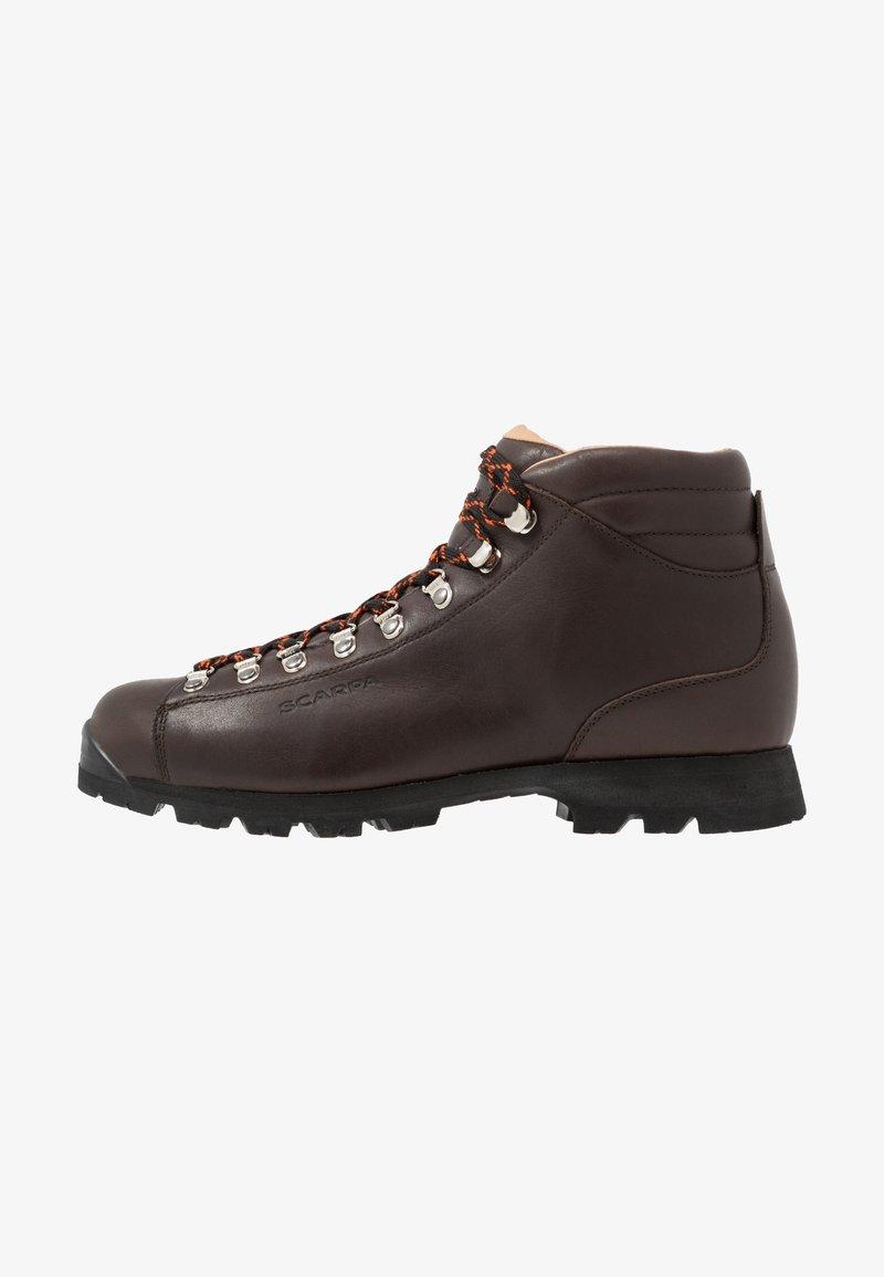 Scarpa - PRIMITIVE UNISEX - Hiking shoes - brown