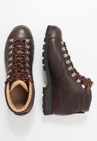 Scarpa - PRIMITIVE UNISEX - Hiking shoes - brown - 1