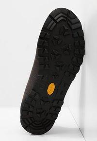 Scarpa - HIGHBALL   - Hiking shoes - shark/turkish blue - 4