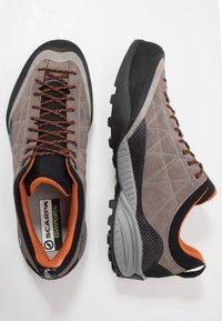 Scarpa - ZEN PRO - Hiking shoes - charcoal/tonic - 1