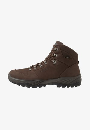 TELLUS GTX - Obuwie hikingowe - brown