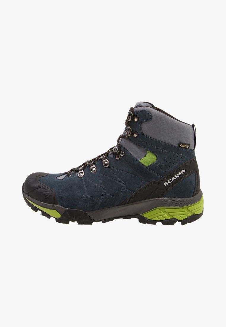 Scarpa - ZG TREK GTX   - Scarpa da hiking - ottanio/spring