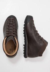 Scarpa - MOJITO BASIC MID - Hiking shoes - dark brown - 1