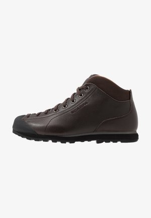 MOJITO BASIC MID - Hiking shoes - dark brown