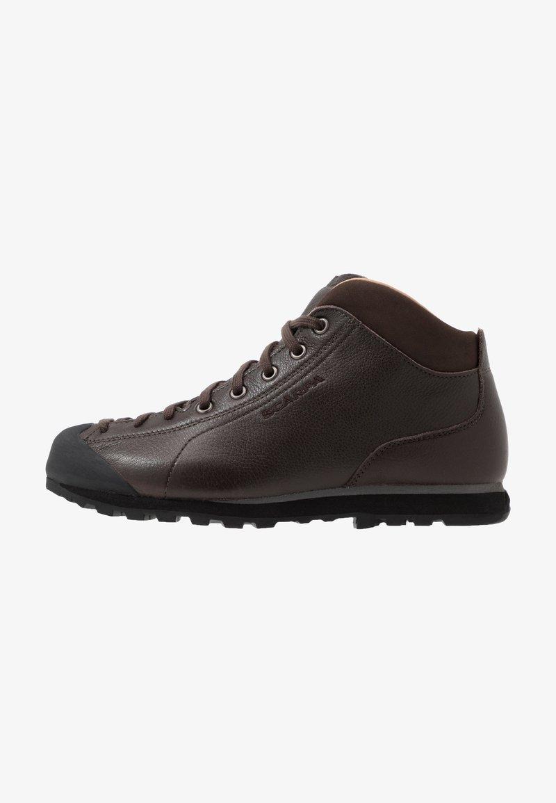 Scarpa - MOJITO BASIC MID - Hiking shoes - dark brown