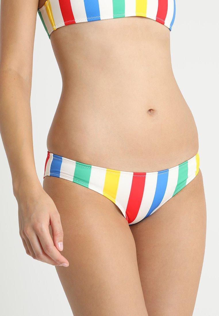Solid & Striped - THE ELLE BOTTOM - Bikini pezzo sotto - multicoloured