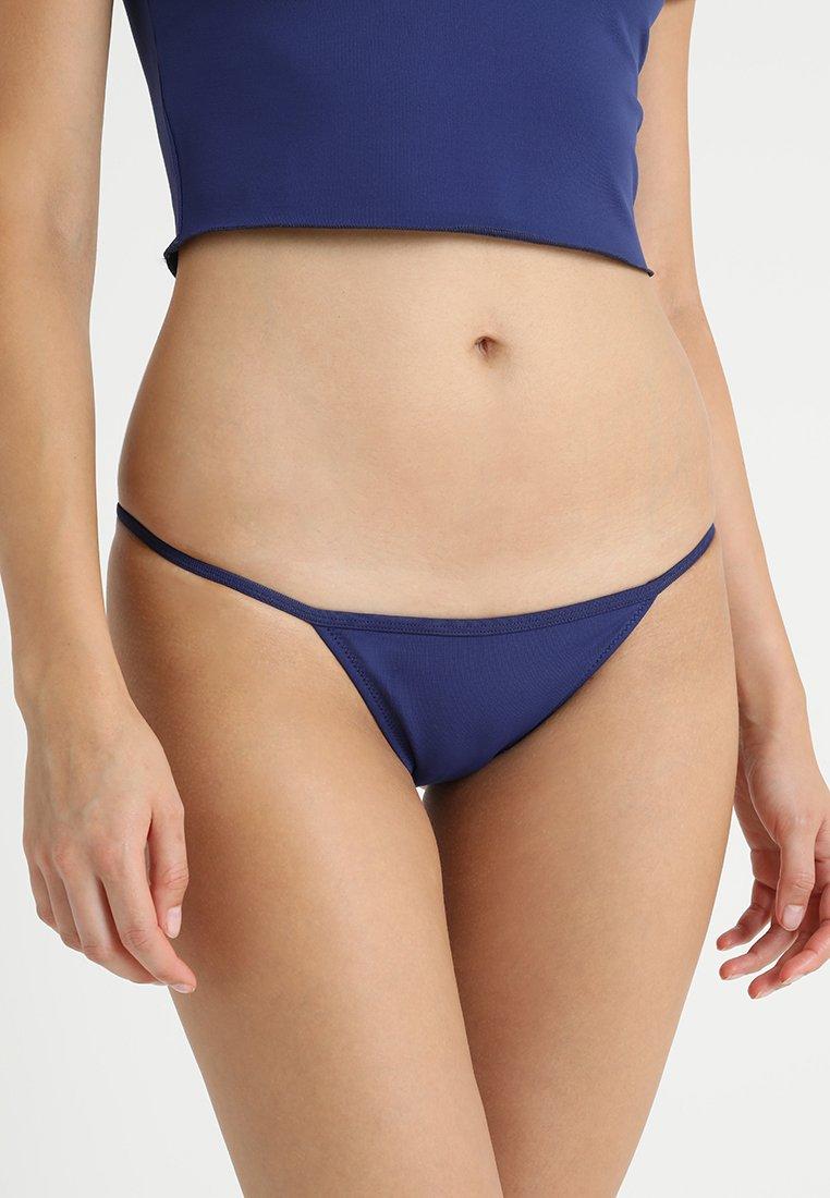 Solid & Striped - THE MEGHAN BOTTOM - Bikini bottoms - blue
