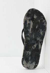 Quiksilver - MOLOKAI - Pool shoes - black/grey - 4