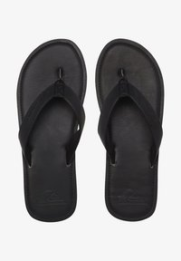 Quiksilver - Chaussons - solid black - 0