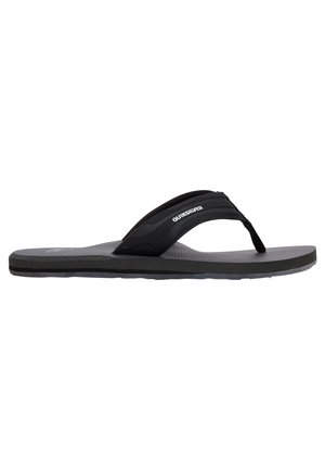 Tongs - black/grey/black