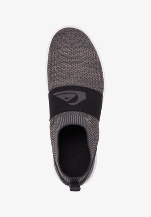 Slip-ons - grey/grey/white