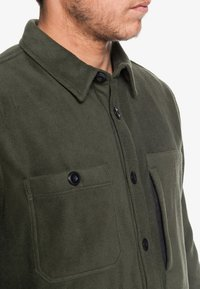 Quiksilver - WATERMAN OCEAN EXPEDITION  - Shirt - forest night - 3