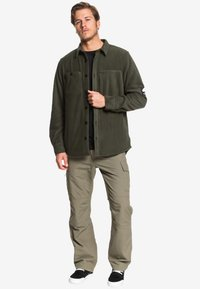 Quiksilver - WATERMAN OCEAN EXPEDITION  - Shirt - forest night - 1