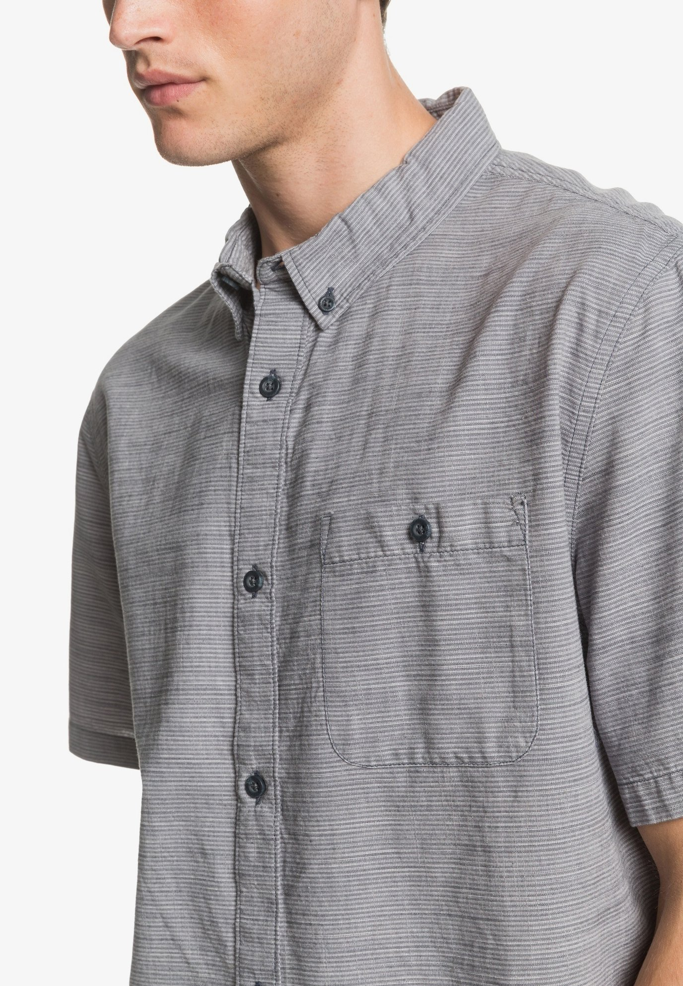 Quiksilver Firefall - Chemise Royal Blue