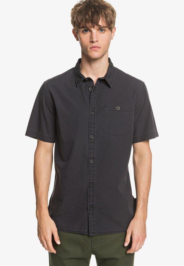 TAXER - Hemd - black