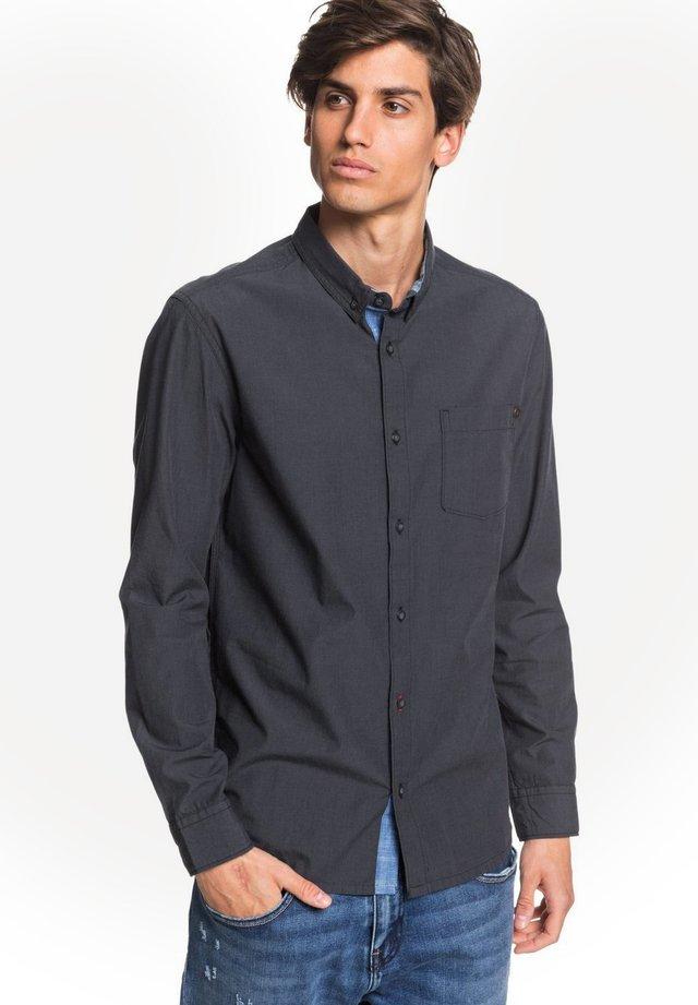 WILSDEN - Overhemd - black