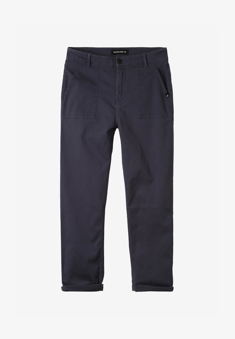 Quiksilver - Trousers - blue nights