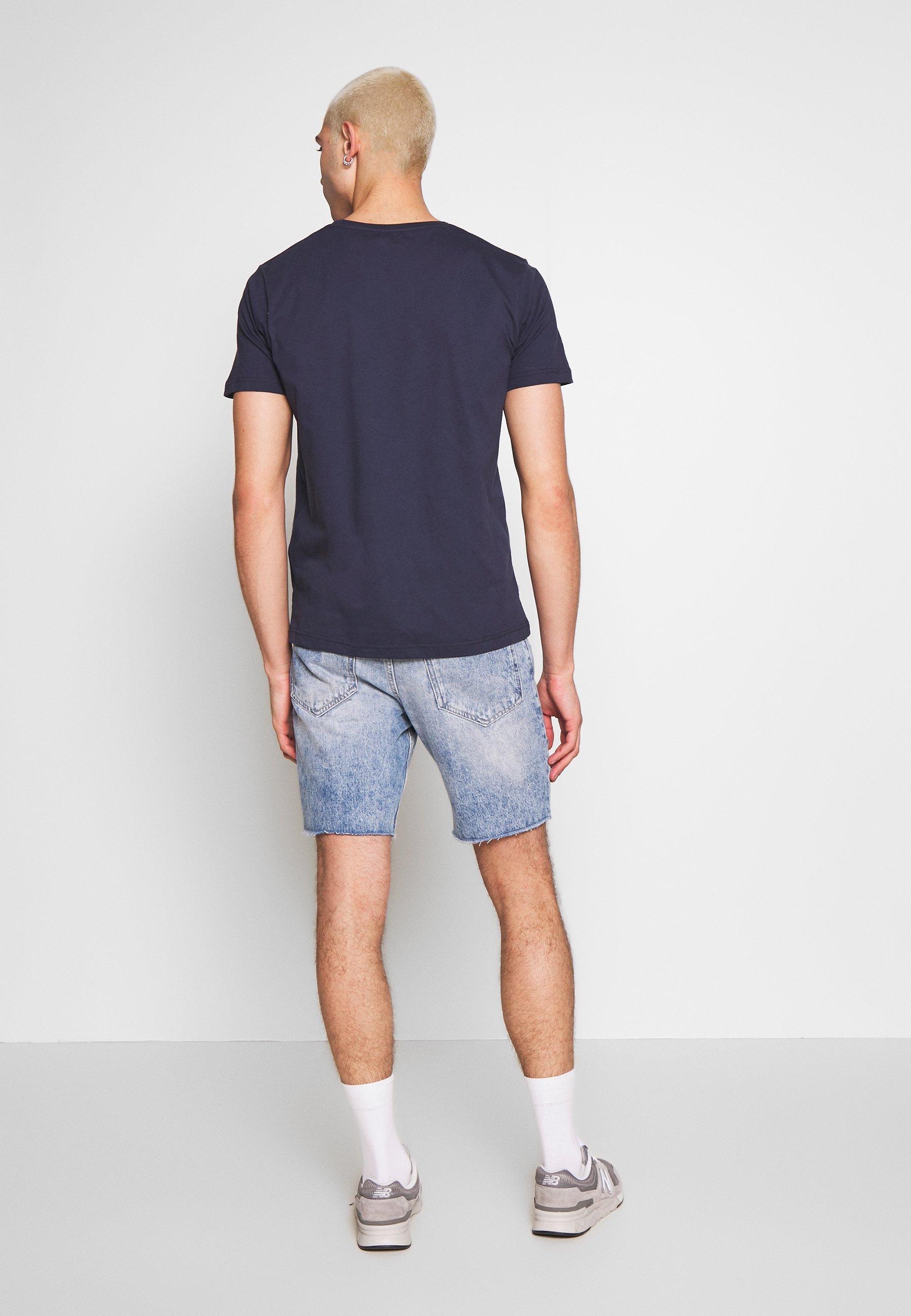 Quiksilver Short En Jean - Blue Rip