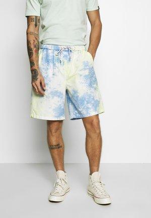Shorts - tie dye wash