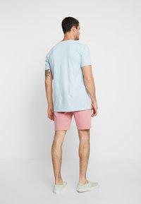 Quiksilver - OGACIDSUNSS  - Camiseta básica - airy blue - 2