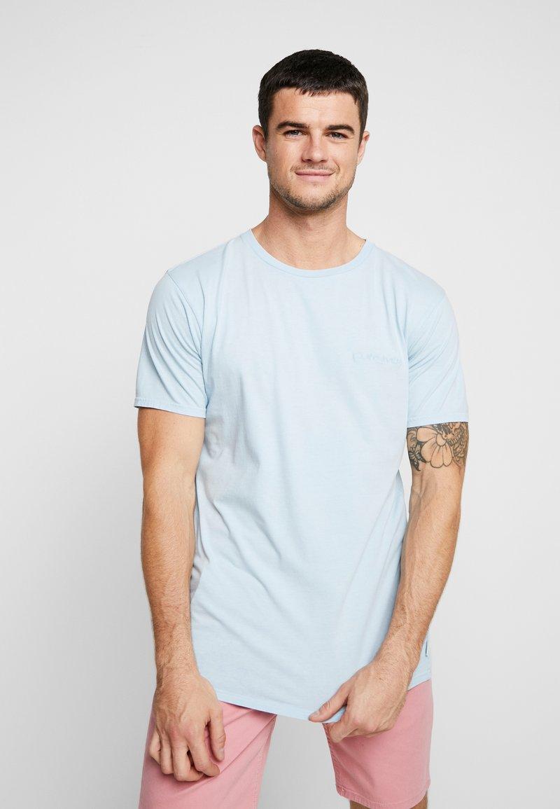 Quiksilver - OGACIDSUNSS  - Camiseta básica - airy blue